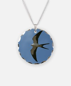 Swallow-tailed Kite Necklace