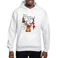 Bubba Deer Christmas Hoodie
