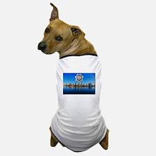 San Diego Sheriff Skyline Dog T-Shirt