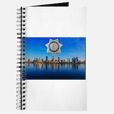 San Diego Sheriff Skyline Journal