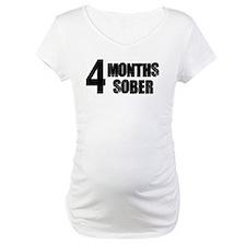4 Months Sober Shirt