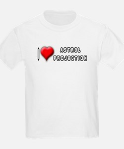I Love (Heart) Astral Project Kids T-Shirt