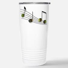 Dubstep Notes Travel Mug