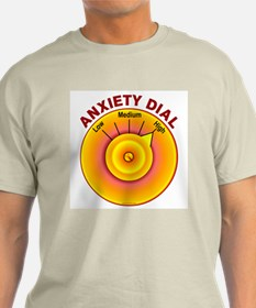 Anxiety Dial on High T-Shirt
