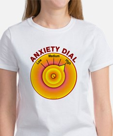 Anxiety Dial on High Tee