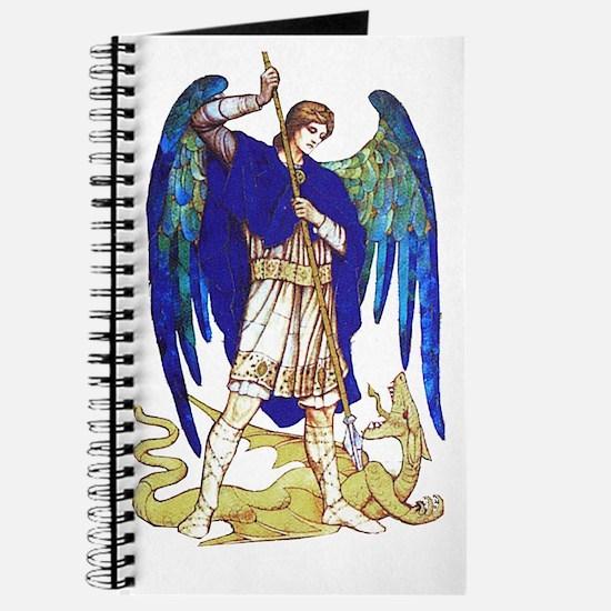 Saint Michael -5- Journal