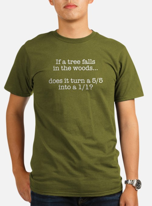 Geocaching difficulty terrain T-Shirt