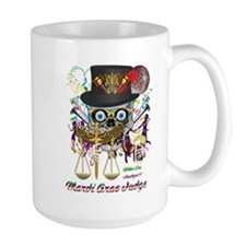 Mardi Gras Judge 1 Mug