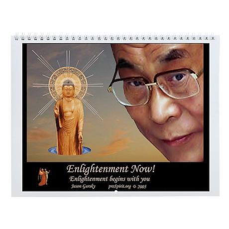 Enlightenment Now! - 12 Month Calendar