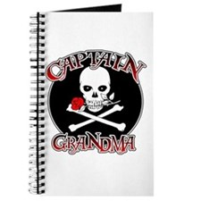 Captain Grandma Journal
