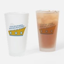 cruise ship Drinking Glass