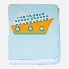cruise ship baby blanket