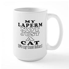 LaPerm Cat Designs Mug