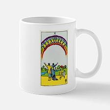 TEN OF CUPS Tarot Card Mug