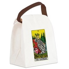 THE EMPRESS TAROT CARD Canvas Lunch Bag