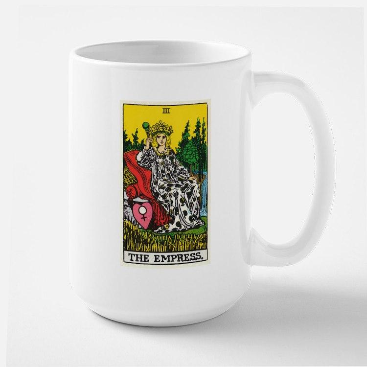 THE EMPRESS TAROT CARD Mug