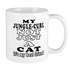Jungle-curl Cat Designs Mug