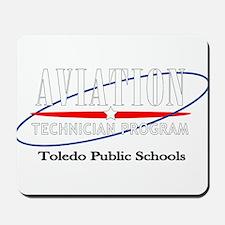 TPS Aviation Center Mousepad
