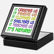 It's Nature Keepsake Box