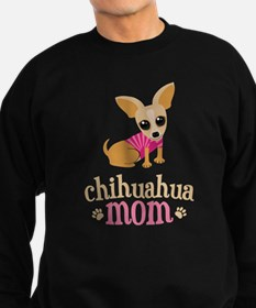 Unique Chihuahua Sweatshirt (dark)