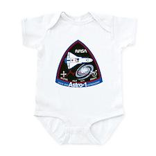STS-35 Astro 1 Infant Bodysuit