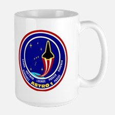 STS-35 Columbia Mug