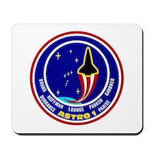 STS-35 Columbia Mousepad