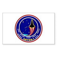 STS-35 Columbia Decal