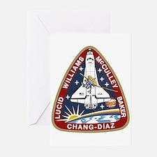 STS-34 Atlantis Greeting Cards (Pk of 10)