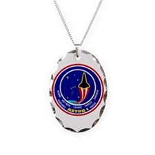 STS-35 Columbia Necklace