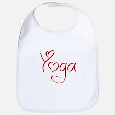 yoga-jel-red Bib