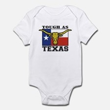 Tough as Texas Longhorn Infant Bodysuit
