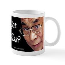 Got Bliss? - Dalai Lama - Right Handed Mug