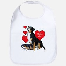 Swissie Mother Love Bib