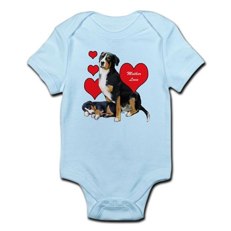 Swissie Mother Love Body Suit