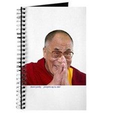 Dalai Lama - Make Bliss Happen - Journal