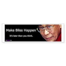Dalai Lama - Bumper Bumper Sticker