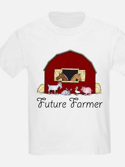 Future Farmer Barnyard T-Shirt