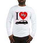 I Love My Auto/Car Long Sleeve T-Shirt