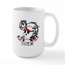 Skull Bride Mug