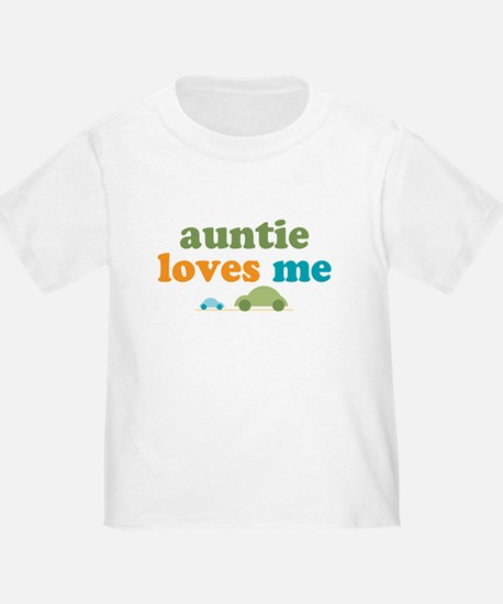 Auntie Loves Me Cars T