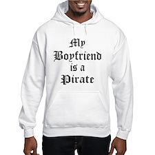 My Boyfriend is a Pirate Hoodie
