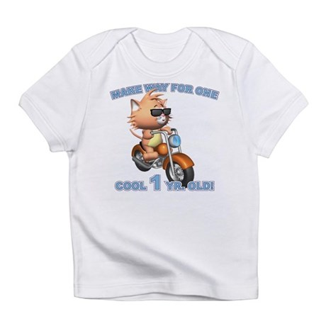 Cool Cat 1 Yr. Old Infant T-Shirt