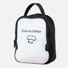 future baker 2 Neoprene Lunch Bag