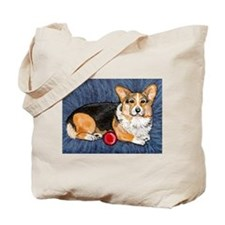 Tri with ball Tote Bag