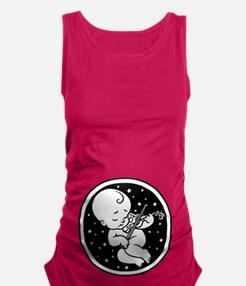 Viol-In-Side II Maternity Tank Top