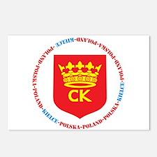 Kielce Postcards (Package of 8)