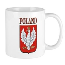 Poland Vintage Coat of Arms Mug