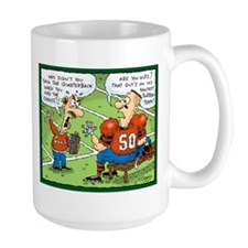Fantasy Football Cartoon Mug