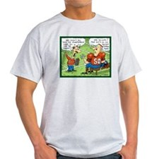 Fantasy Football Cartoon T-Shirt